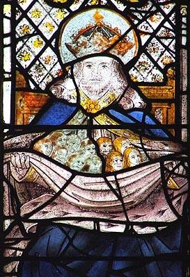 Святой Брихан, король Уэльса