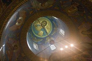 В Никольском кафедральном соборе Каракаса. Фото М. Родионова / Православие.ру