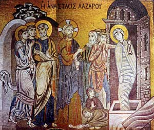 The Resurrection of Lazarus, the Four Days Dead, of Bethany