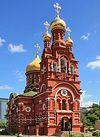 Ново-Алексеевский монастырь в Красном Селе