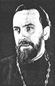 Протопресвитер Алексий Ионов