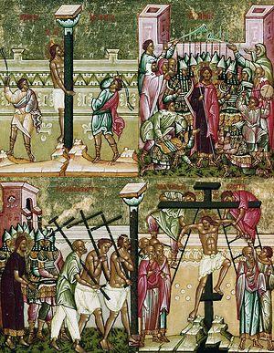 Загрузить увеличенное изображение. 1065 x 1341 px. Размер файла 592255 b.  Страсти Христовы
