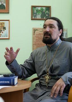 Игумен Кирилл (Коровин). Фото: Юлия Маковейчук
