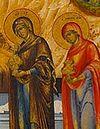 Всенощное бдение накануне Недели святых жен-мироносиц