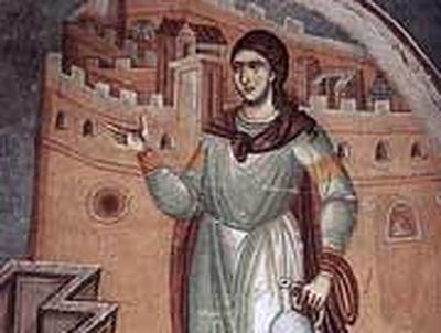 Поучение в неделю 5-ю по Пасхе, о самаряныне