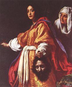 Табл. 6. Кристофано Аллори. Юдифь с головой Олоферна. 1615 г. Флоренция, галерея Питти