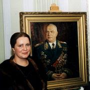 Мария Георгиевна Жукова
