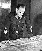 Под Москвой. 1941 г.