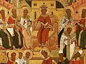 Неделя седьмая по Пасхе, свв. отцев Первого Вселенского Собора. Евангелие о молитве Господа и Спасителя за нас