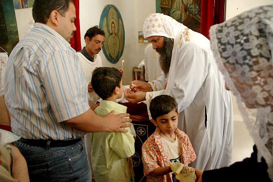 Коптская литургия