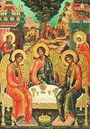 Слово в День Святой Троицы. О Церкви
