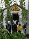 Всенощное бдение накануне Дня Святой Троицы в Сретенском монастыре