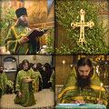 Фотогалерея. День Святой Троицы 2010 года в Сретенском монастыре