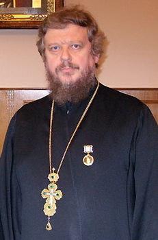 Протоиерей Сергий Киселёв