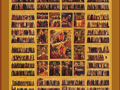 Homily on the Sunday of All Saints: On the Signs of God's Chosen