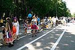 В Смоленске при поддержке Миссионерского отдела епархии состоялся «Парад колясок»