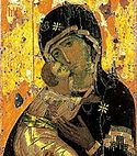 The Vladimir Icon of the Mother of God