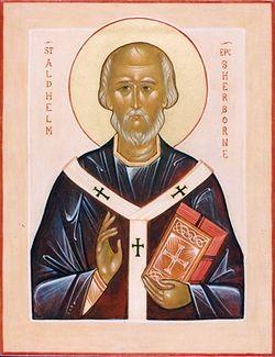 Святитель Альдгельм