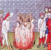 В Европе, в отличие от Руси, публичные казни были развлечением