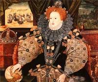 Английская королева Елизавета I, казнившая 89 тысяч своих подданных