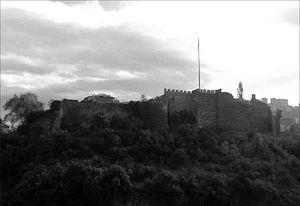 Trabzond walls.