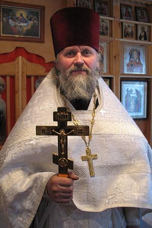 Протоиерей Анатолий Денисов. Фото: Антон Поспелов / Православие.Ru