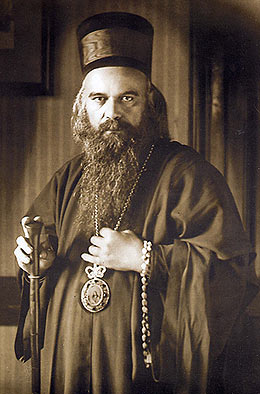 Bishop of Zica, Nicholai (Velimirovich)