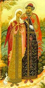 Заяц Святой Февронии