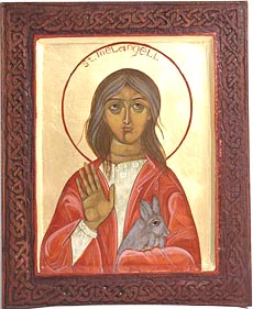 Св. Мелангелла Уэльская