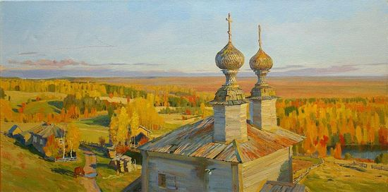 Татьяна Юшманова. На Севере. 2005