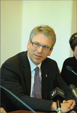 Rev. Dr. Olav Fykse Tveit