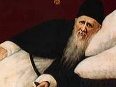 The Prayer Rule of St. Ambrose of Optina To Be Read in Times of Temptation