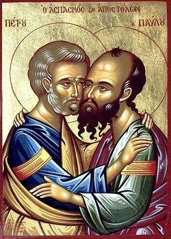 День памяти свв. первоверховных апостолов Петра и Павла