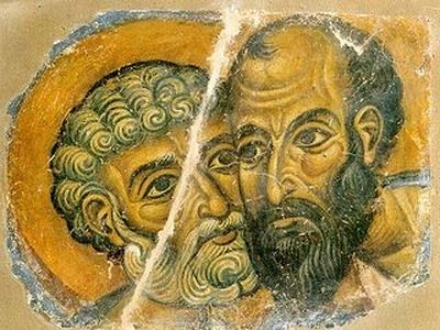 "Why the Apostles Peter and Paul are Called the ""Chief Apostles"""
