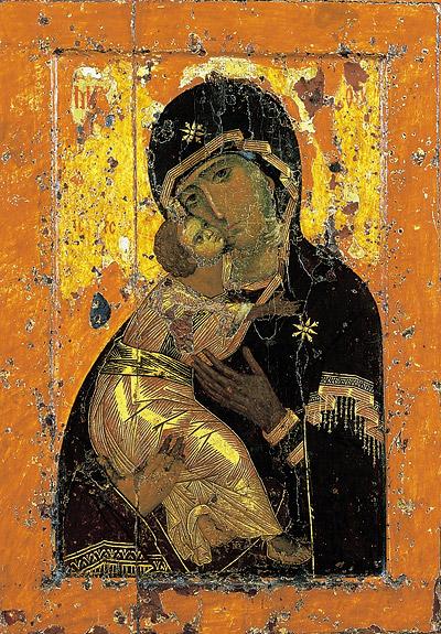 Чудотворная Владимирская икона Пресвятой Богородицы