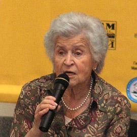 Ирина Антонова, директор ГМИИ им. А.С. Пушкина