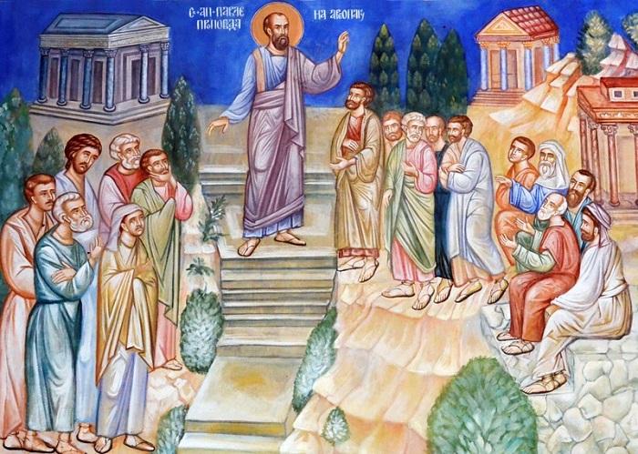 Святой апостол Павел