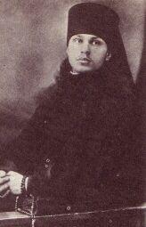 Платон Извеков (будущий патриарх Пимен). Фото 20-х годов