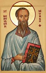Icon of St. Kentigern
