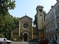 The Cathedral of the Dormition, Diocese of Sourozh, London