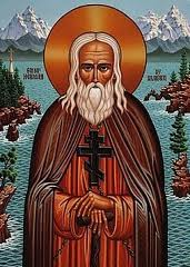 Icon of St. Herman of Alaska