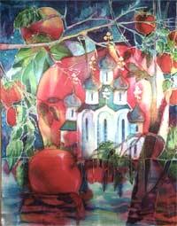 Яблочный Спас.Тройнина В.