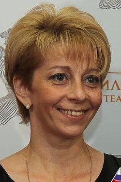 Елизавета Петровна Глинка