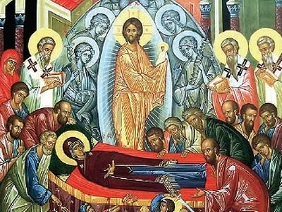 Why is there a fast for the Dormition?