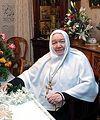 Юбилей настоятельницы Пюхтицкого Успенского женского монастыря игумении Варвары