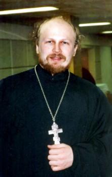 Иерей Георгий Казанцев