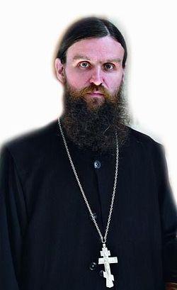 Священник Владимир Войтов