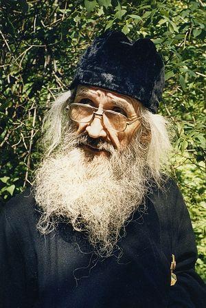Архимандрит Нафанаил (Поспелов). Фото: архимандрит Тихон (Шевкунов)
