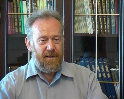 Профессор Московской духовной академии Михаил Дунаев