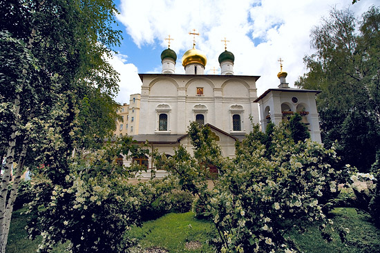 церковь владимирской иконы:
